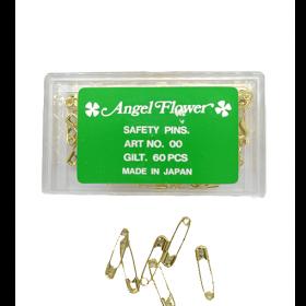ANGEL FLOWER PINS-GOLD