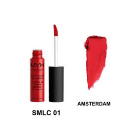 NYX Soft Matte Lip Cream, Amsterdam