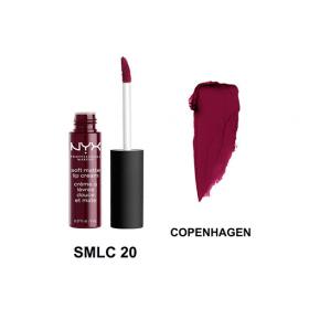 NYX Soft Matte Lip Cream, Copenhagen