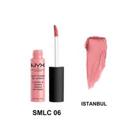 NYX Soft Matte Lip Cream, Istanbul, SMLC06