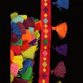 Colored Kotal Laces for Abaya & Jalabiya 1